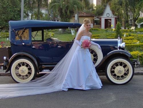 Quem será o motorista da noiva?
