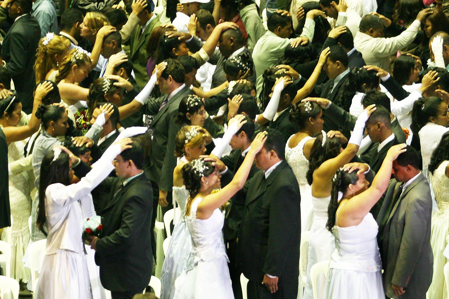 Casamento comunitário Resende RJ