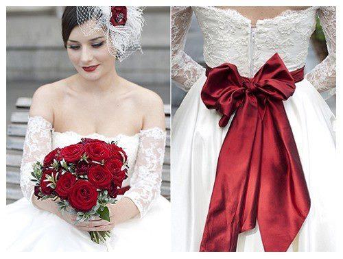 Vestido branco no casamento é só para a noiva (Foto: Divulgação)