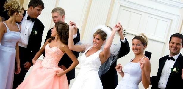seja um bom convidado de casamento