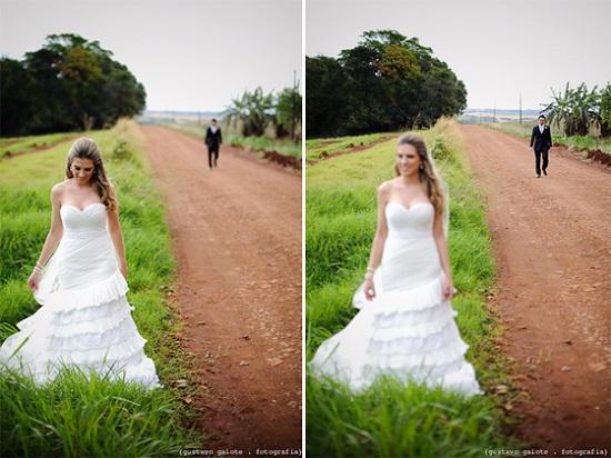 first look casamentos confira