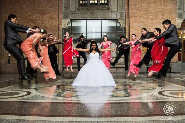 Será que essa noiva possui super podere? (Foto: Divulgação)