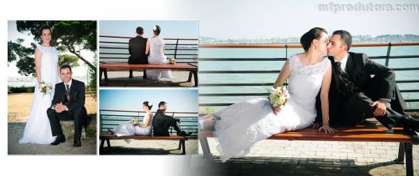 Fotos criativas de casamentos