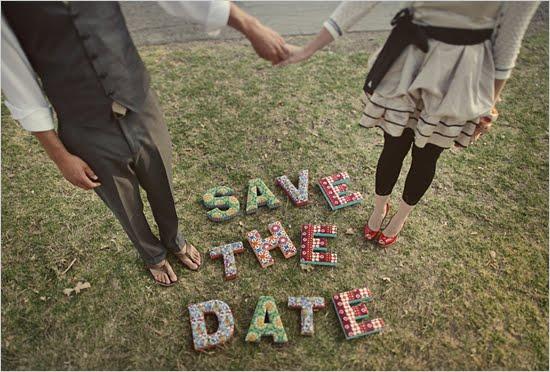 Salve essa data e compartilhe com os seus convidados (Foto: Divulgação)