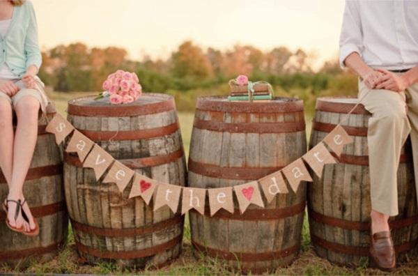 Lembre seus convidados a data do seu casamento (Foto: Divulgação)