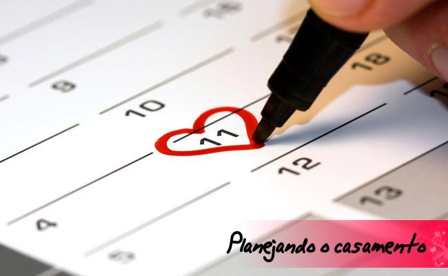 Planeje o seu casamento com calma (foto: Divulgação)