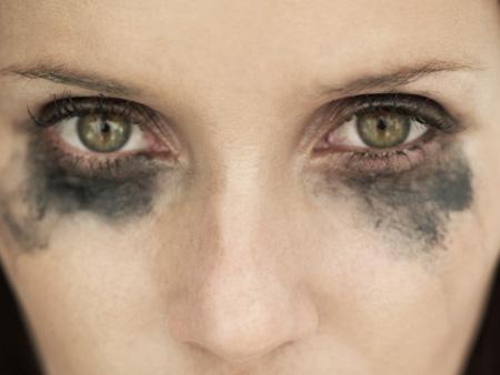 Maquiagem borrada em noivas não é tão fora do comum como se pensa (Foto: Divulgação)