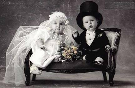 Organizações internacionais condenam o  casamento de crianças (Foto: Divulgação)