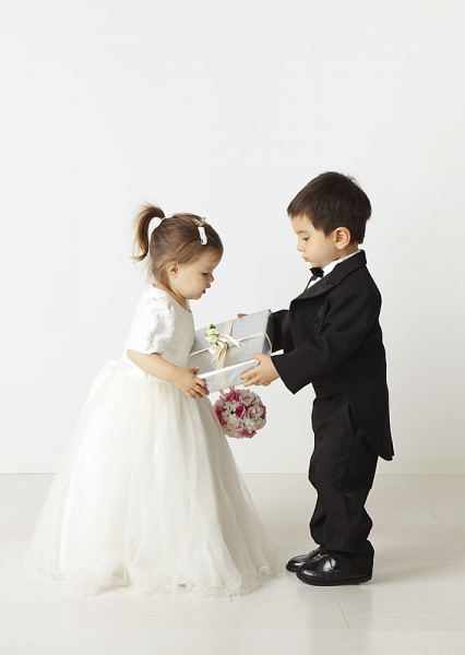 Crianças de nove anos de idade poderão se casar no Iraque se lei for aprovada (Foto: Divulgação)