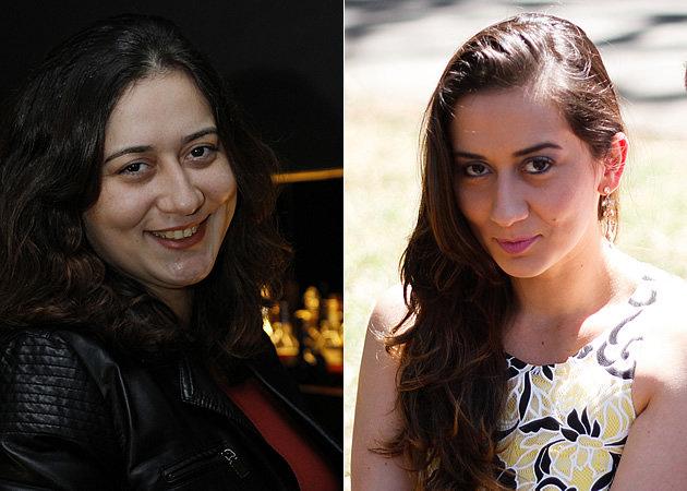 Noiva perde 15 quilos em pouco mais de um ano (Foto: Divulgação)