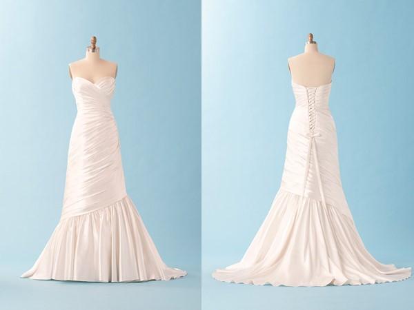 Vestido de noiva sereia (Foto: Divulgação)