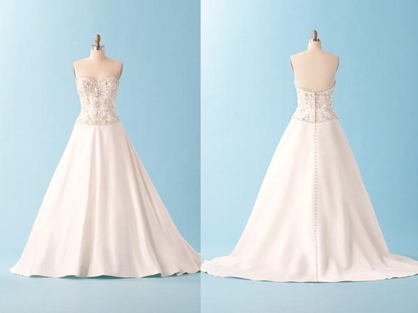 Vestido de noiva confortável (Foto: Dviulgação)