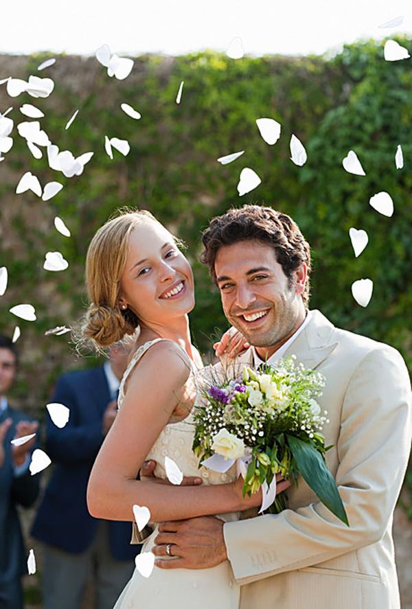 Um casamento civil pode te ajudar a realizar seu grande sonho (Foto: Divulgação)