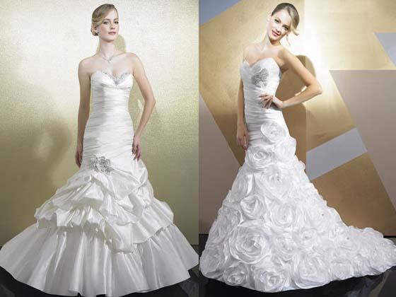 Modelos de vestido de noiva 00008