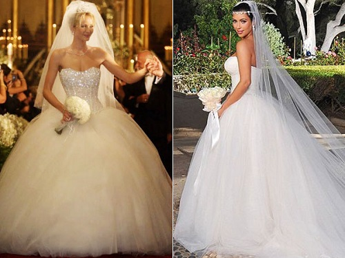 Modelos de vestido de noiva de princesa (Foto: Divulgação)