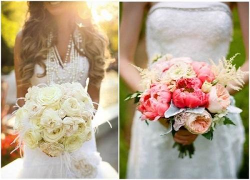 Saiba a origem do buquê de noiva.
