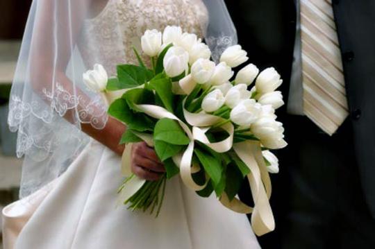 Flores de buquês de noiva e como escolher.