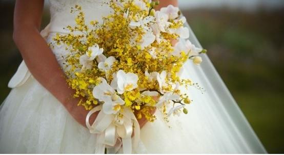Buquê de noiva e sua origem.