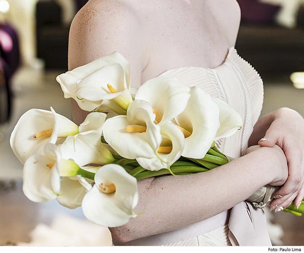 Buquê de casamento e sua história.