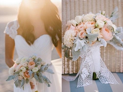 Bouquet de flor clarinha.