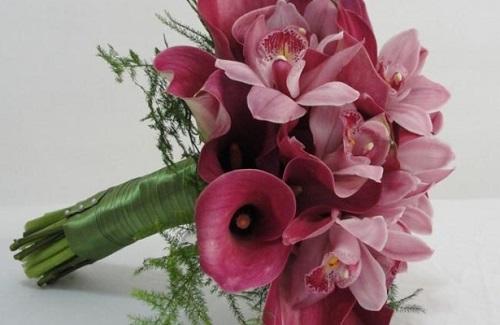 Bouquet de flores que parecem de mentira (Foto: Divulgação)