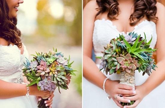 buquê de noiva lindo e diferenciado