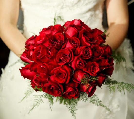 Buquê de noiva lindo