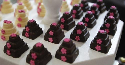 A Expo Noivas Rio de Janeiro 2014 tem fornecedores de doces.