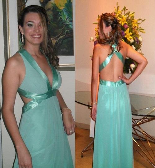 Vestido de noiva vende mais clarinho.