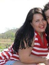 Noiva emagrece 43 quilos para casar.