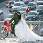 Casamentos entre pessoas da mesma idade registram menos divórcios