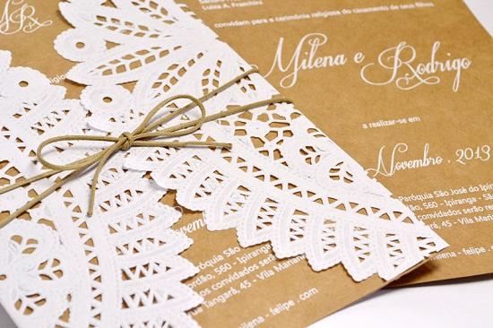 Convite de casamento 0022