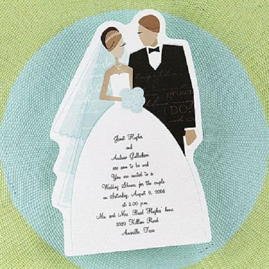 Modelos convites de casamento