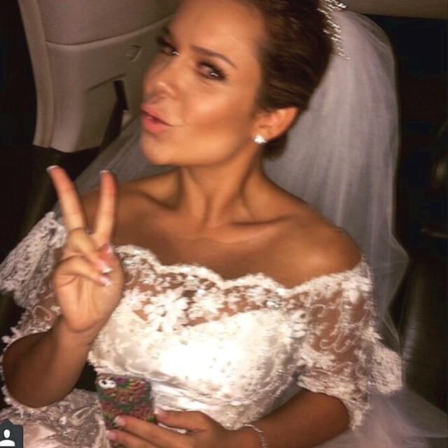 Vestido de noiva Fer Souza