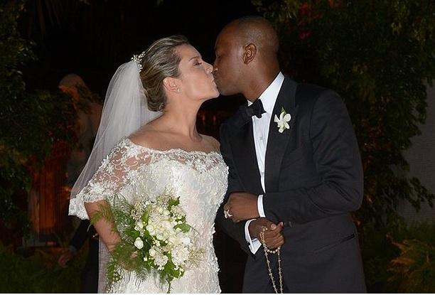 Vestido de Noiva Fernanda Souza
