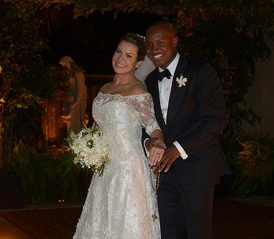 Vestido de noiva de Fer Souza
