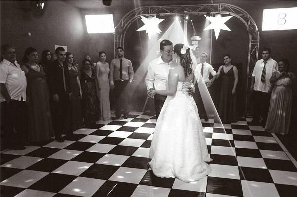 Foto de casamento Anderson Stenico