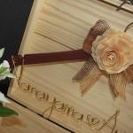 Cabides personalizados noivas noivos