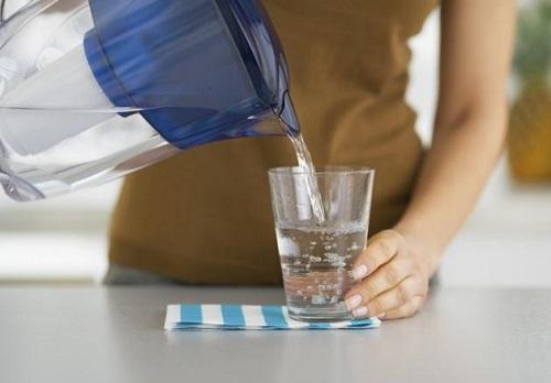 Água ajuda na dieta
