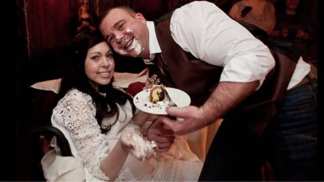 Jovem morre dois depois de se casar