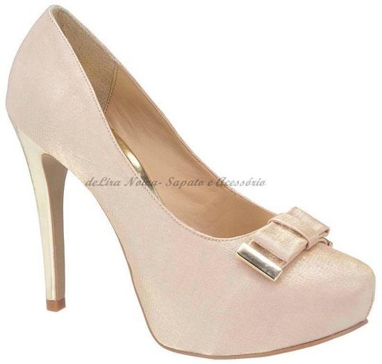 deLira Noiva - Sapato e Acessório