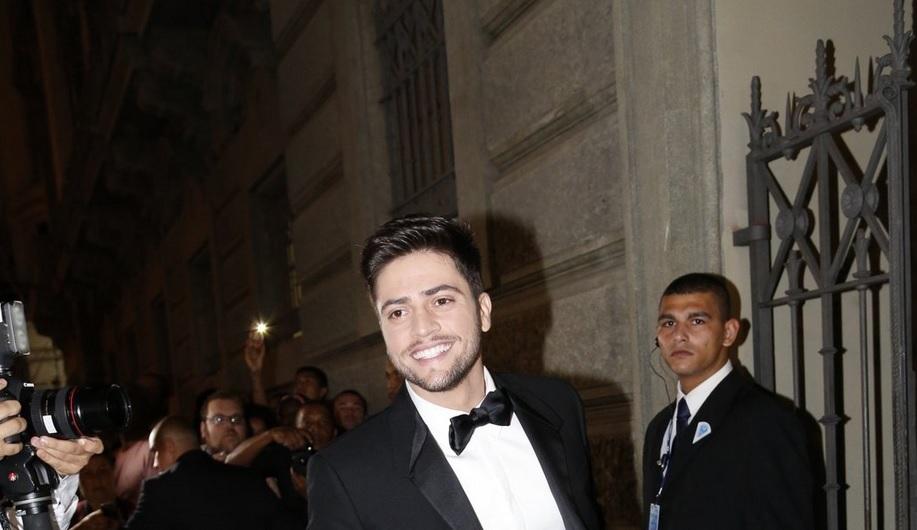Rodrigo Godoy noivo de Preta Gil