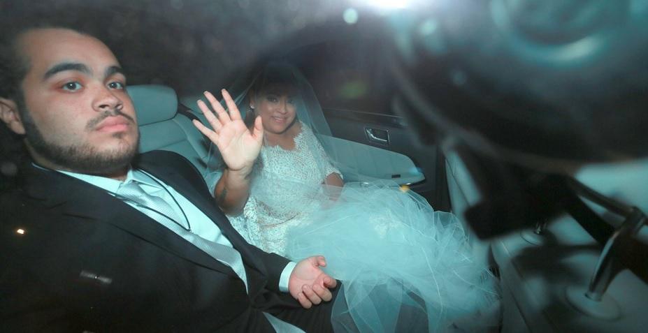 Casamentos Preta Gil, Preta Gil de noiva