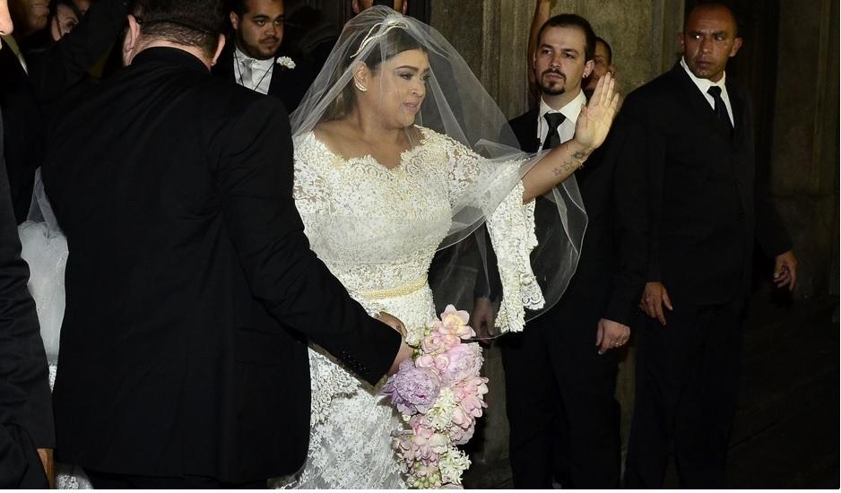 Modelo do vestido de Preta Gil é bem tradicional
