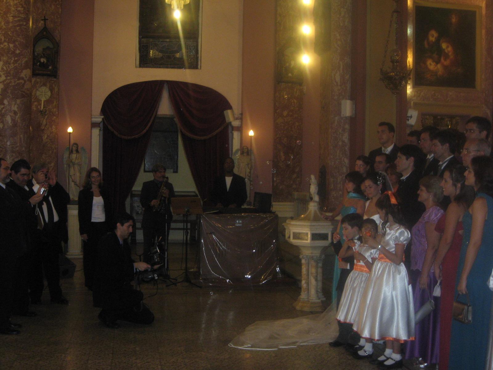 Banda de casamento MdeB produção musical para eventos