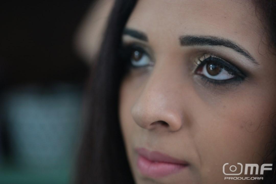 Inspiração maquiagem noiva