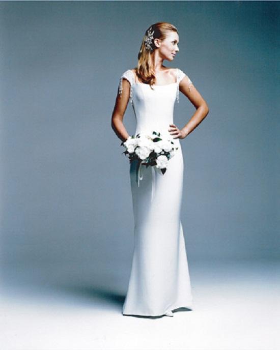 Marie Toscano vestido de noiva