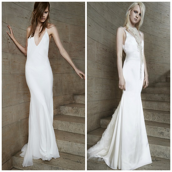 Veja modelos de vestido minimalistas