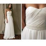 Vestidos de noiva minimalista