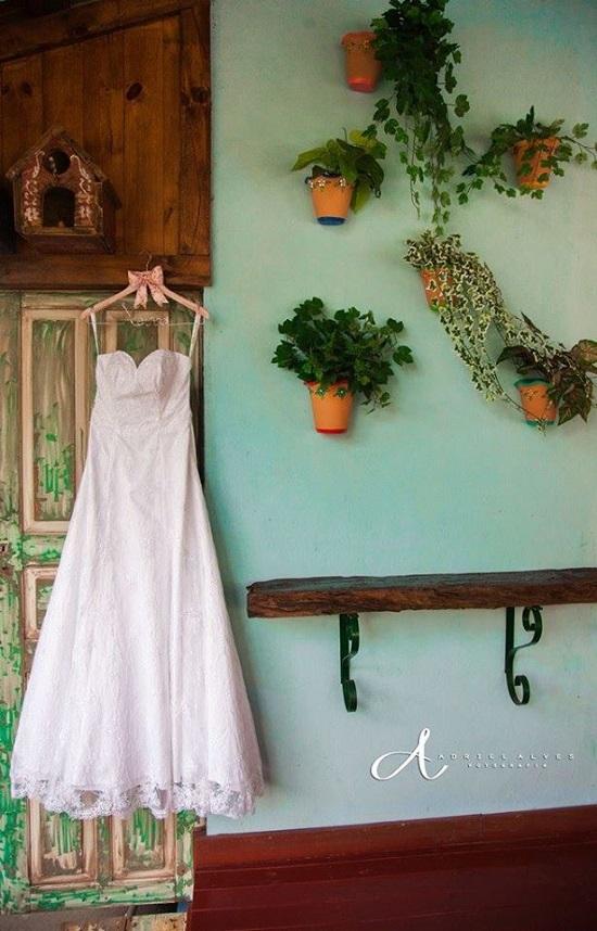 cabide de noiva personalizado